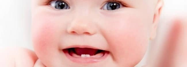 Crema Primeros Dientes Bebé
