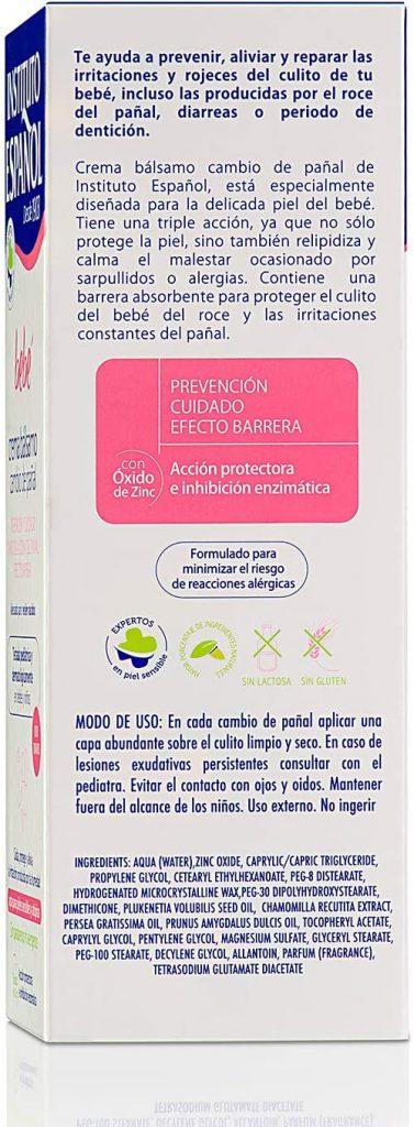 crema protectora bebe para panal johnson tubo 100 ml