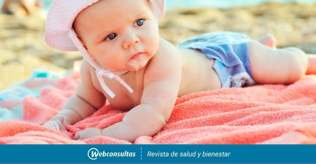 crema solar bebe 3 meses