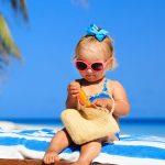 Crema Solar Factor Físico Bebé